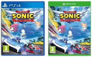 Team Sonic Racing (PS4 / Xbox One) for £18.99 @ Argos