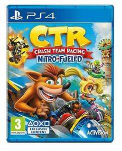 Pre-Owned PlayStation 4 Crash™ Team Racing Nitro-Fueled £18.08 delivered with code @ Music Magpie ebay