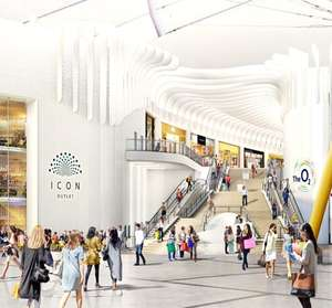20% off at shops at the O2 Icon Outlet shopping Centre London every Thurs and Fri 7-10pm O2 Priority