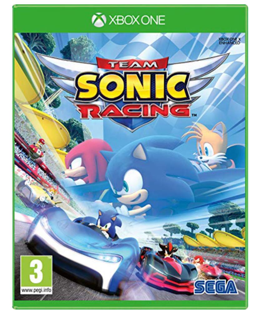 Team Sonic Racing @ Amazon (PS4/Xbox One)  £18.99 Prime / £21.98 Non Prime (Switch £22.99)