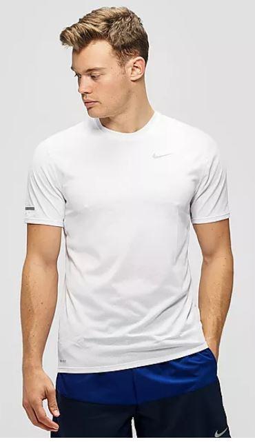 Nike Men's Dri-FIT Contour Running Top £7.65 Free Click & Collect  at Activinstinct