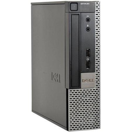 Refurbished Dell Optiplex 9020 USFF/ i5 4590s/ 256GB SSD / 8GB DDR3 / Windows 10 £117 @ ITZOO