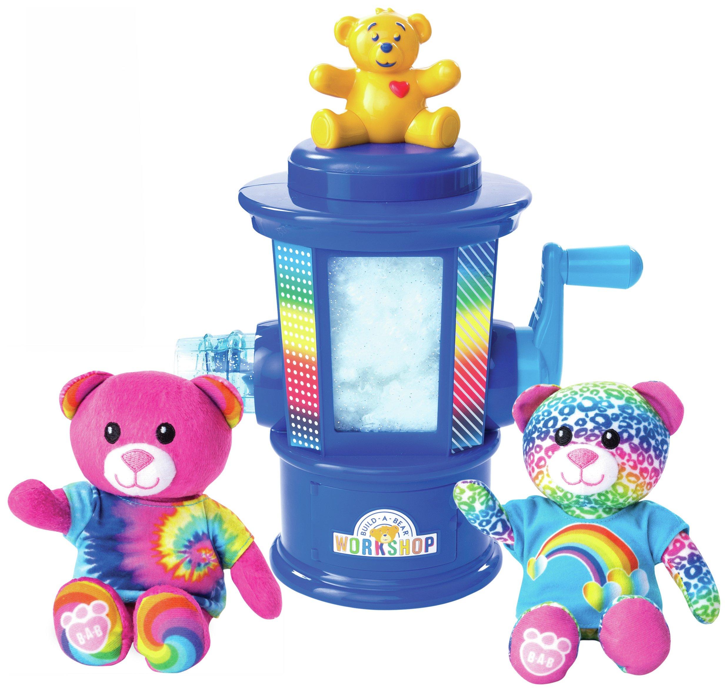 Build A Bear Stuffing Station Rainbow Edition £15 @ Argos