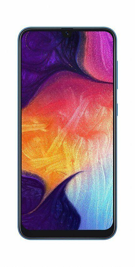 Refurbished Samsung Galaxy A50 Dual SM-A505F 64GB Android Smartphone Mobile Blue Unlocked £143.99 @ xsitems_ltd Ebay