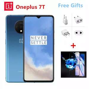 Global Rom OnePlus 7T 8GB 128GB Smartphone Snapdragon 855 Plus £381.40 @ Asia-Pacific DC Technology Co., Ltd/Aliexpress