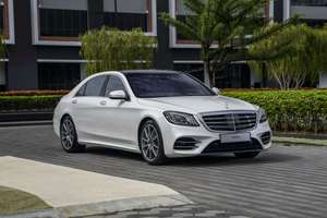 Mercedes S450L AMG Line - 2 year contract hire £479.99 p/m + £4,319.89 upfront + £300 fee (£15,659.68 Total) @ Hotcarleasing
