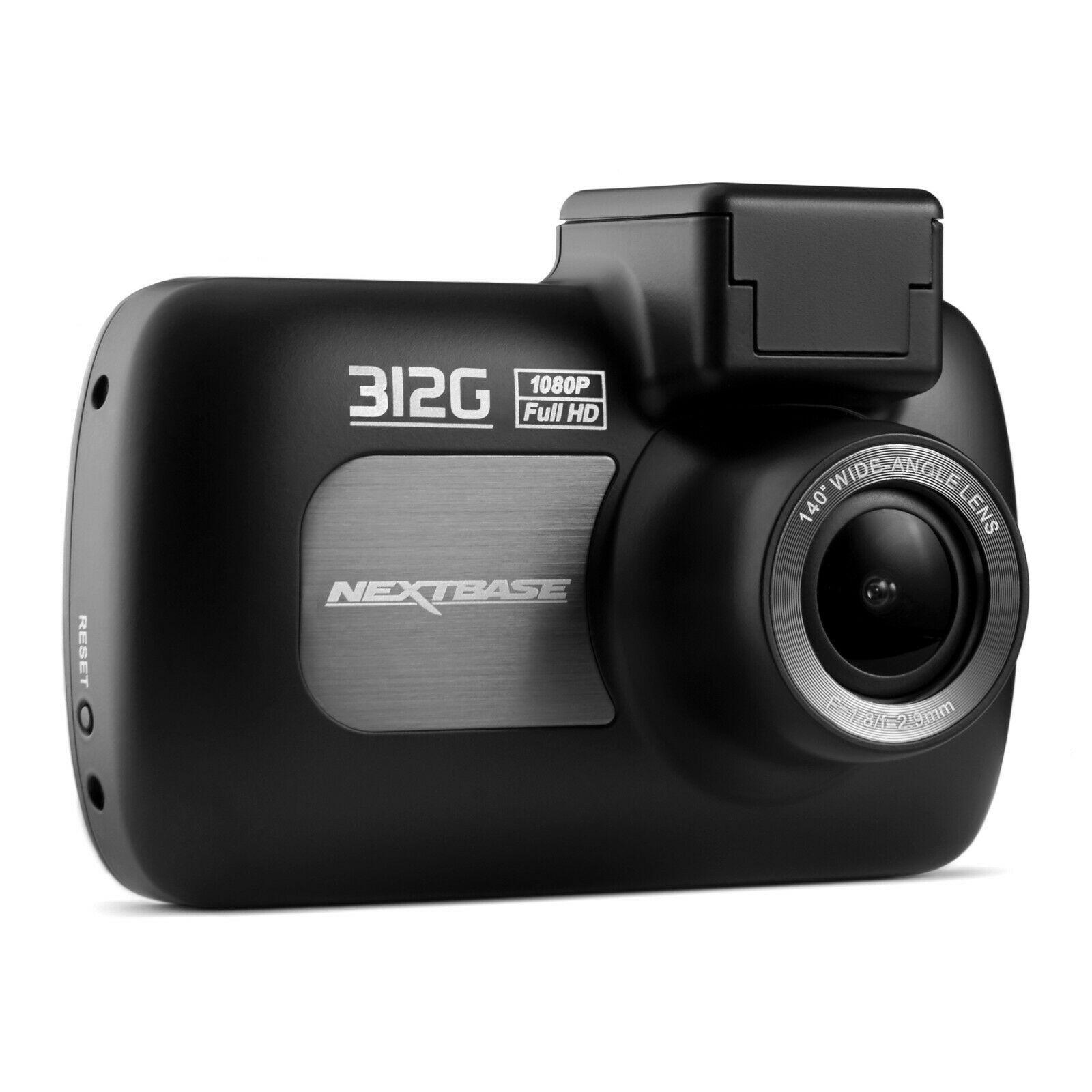 "Nextbase 312G Dash Cam 1080P 2.7"" LED Car Recorder Night Vision £59.95 @ velocityelectronics eBay"