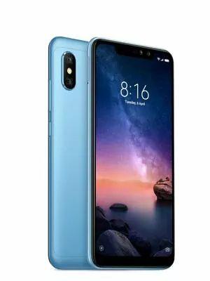 Xiaomi Redmi Note 6 Pro 4GB 64GB Dual Sim Smartphone – Blue £119.72 @ Ebuyer Express Ebay