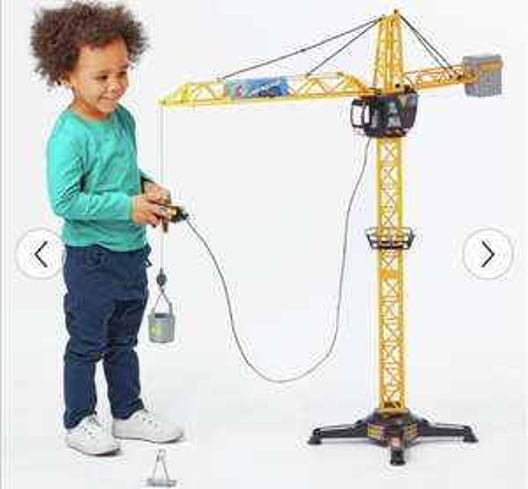 Argos Chad Valley Toy Crane £8.25 @ Argos