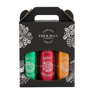 Upto 40% off autumn sale + free delivery / Mixology gin cocktail giftset £6 delivered @ EDEN MILL