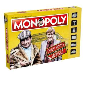 Only Fools And Horses Monopoly £23.99 Zoom or £21.59 with code (£2.95 delivery if spending less than £30)