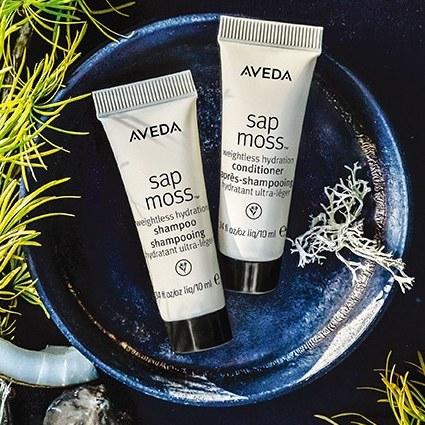 Free Aveda Sap Moss Sample (show voucher at nearest store)