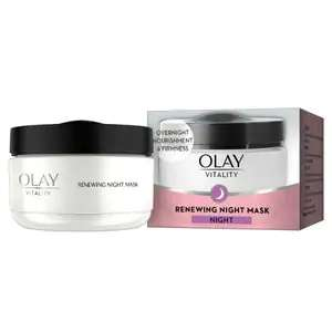 Olay Vitality Renewing Night Mask Cream 50ml £5 at Superdrug Potentially £2 Instore