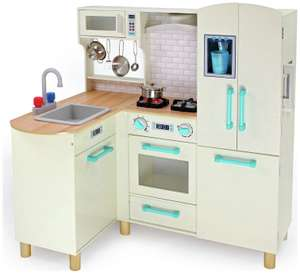 Chad Valley Wooden Kitchen with Breakfast Bar £75 @ Argos