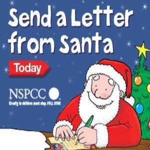 NSPCC letters from santa any donation welcome