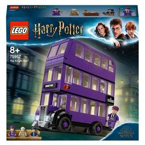 Lego 75957  Harry Potter Night Bus - £9.99 at Sainsbury's Nantwich instore