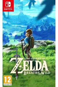2 Nintendo Switch games for £70 inc Mario and Zelda at Tesco instore