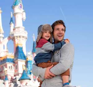 2 nights stay with Park entry, and Ferry crossing from £377 for 2 Adults 2 Kids (Under 7) @ Disney Holidays
