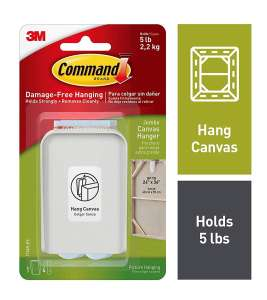 Command Jumbo Canvas Hanger for £0.75 at Asda Store (Old Kent Road)