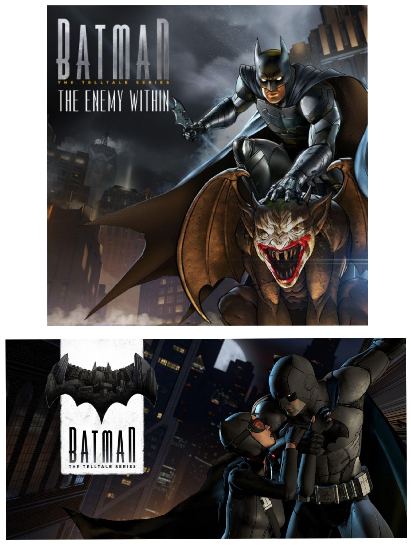 [Nintendo Switch] Batman: The Enemy Within / Batman: The Telltale Series £6.24 each @ Nintendo eshop