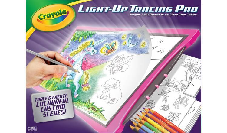 Crayola Light Up Tracing Pad £12.50 @ Argos (Free Click & Collect)