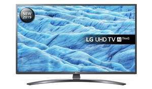 LG 65UM7400PLB 65 Inch 4K Active HDR Ultra HD TV With Advanced Colour Enhancer £699 @ Very  (£559.20 after 20% Credit back)