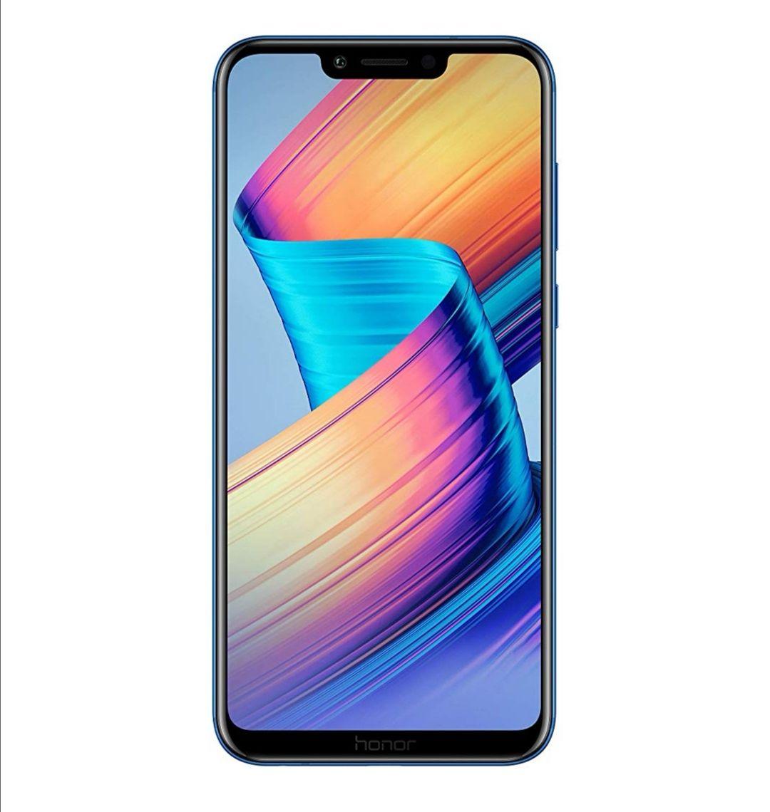 Honor Play Dual SIM, 64 GB storage, 16 MP Dual Camera and 6.3 Inch Full View Display - Blue £181.99 @ Livewire Telecom / Amazon