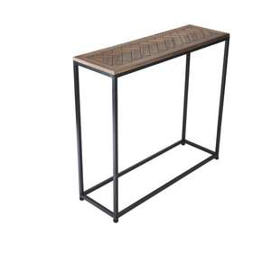 "Aldi Parquet ""Kirkton House"" Console Table for £39.99 at Aldi with free delivery"