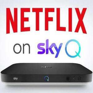 Sky Q Entertainment TV and Netflix for £25 a month for 18 months / Set up fee £20 - £470 at Sky Digital