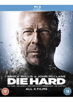 Die Hard Quadrilogy Blu-ray £7.29 @ Base