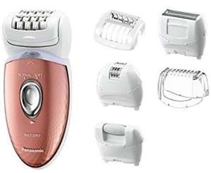 Panasonic ES-ED93 Wet and Dry Cordless Epilator with Six Extra Attachments £59.99 at Amazon