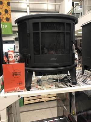Heater discount offer