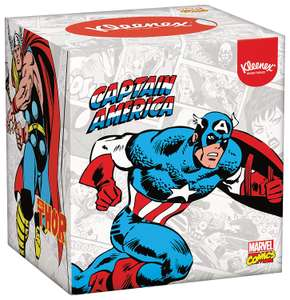 (Local only) Kleenex Marvel tissues 48p at Sainsbury's Eastleigh