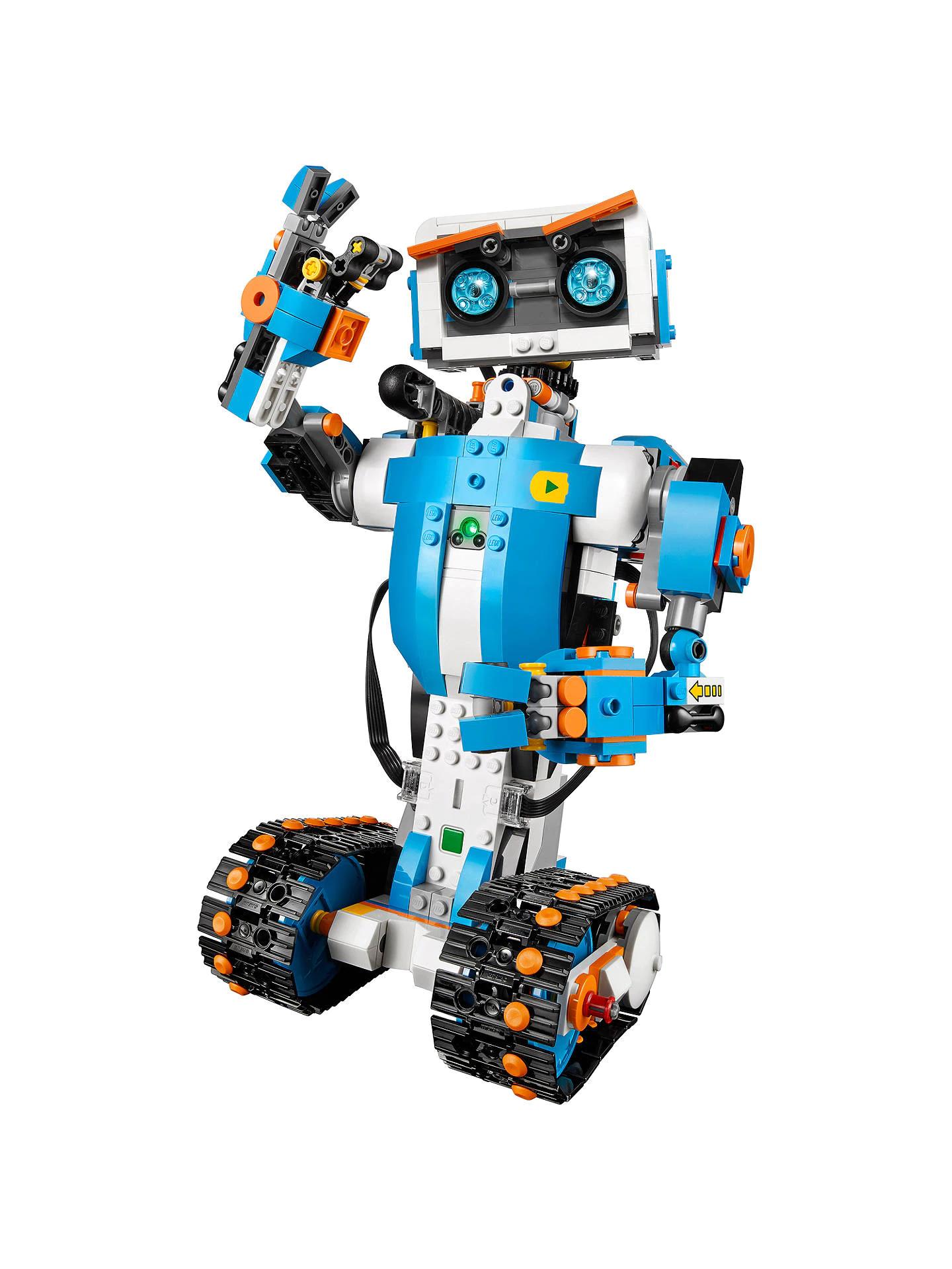 LEGO Boost 17101 Creative Toolbox £94.99 @ John Lewis & Partners