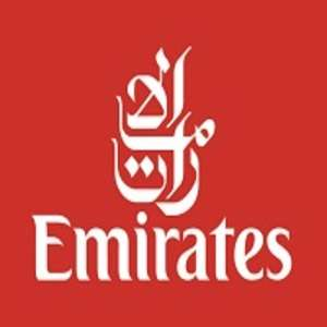 Up to £100 off Emirates flights (Student)
