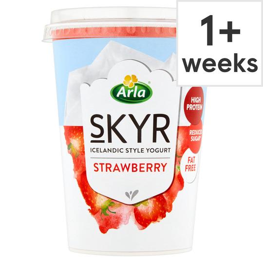Yogurts discount offer