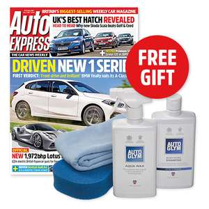 Autoglym's Bodywork Wash & Protect Complete Kit with 6 issues  for £1 at Auto Express