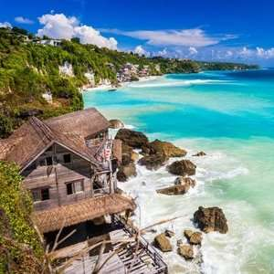 London to Bali (Denpasar) Return Flight with Emirates - Nov/Feb/April/July Dates £181pp via Flight Scout (23kg Checked Baggage Allowance)