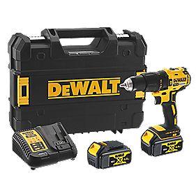 DEWALT DCD778M2T-SFGB 18V 4.0AH LI-ION Combi Drill @ Screwfix - £149.99