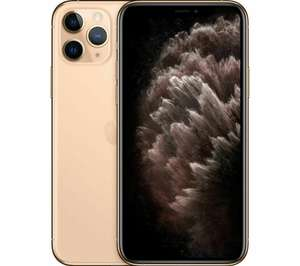 iPhone 11 Pro Gold/Green 64GB - £899 @ eBay / Currys