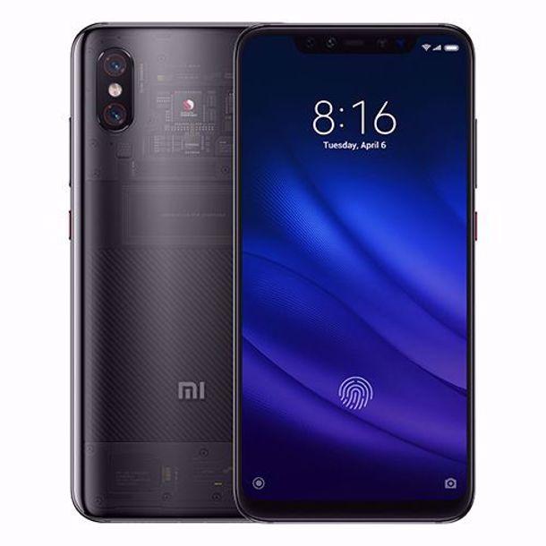 Xiaomi Mi 8 Pro 8GB Ram / 128GB Dual Sim, NFC - Global Version - Transparent Titanium at eGlobal for £252.99
