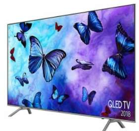 Samsung QE55Q6FNAT (2018 Model) 55 Inch Ultra HD 4K Smart QLED TV £649.98 delivered @ District Electricals
