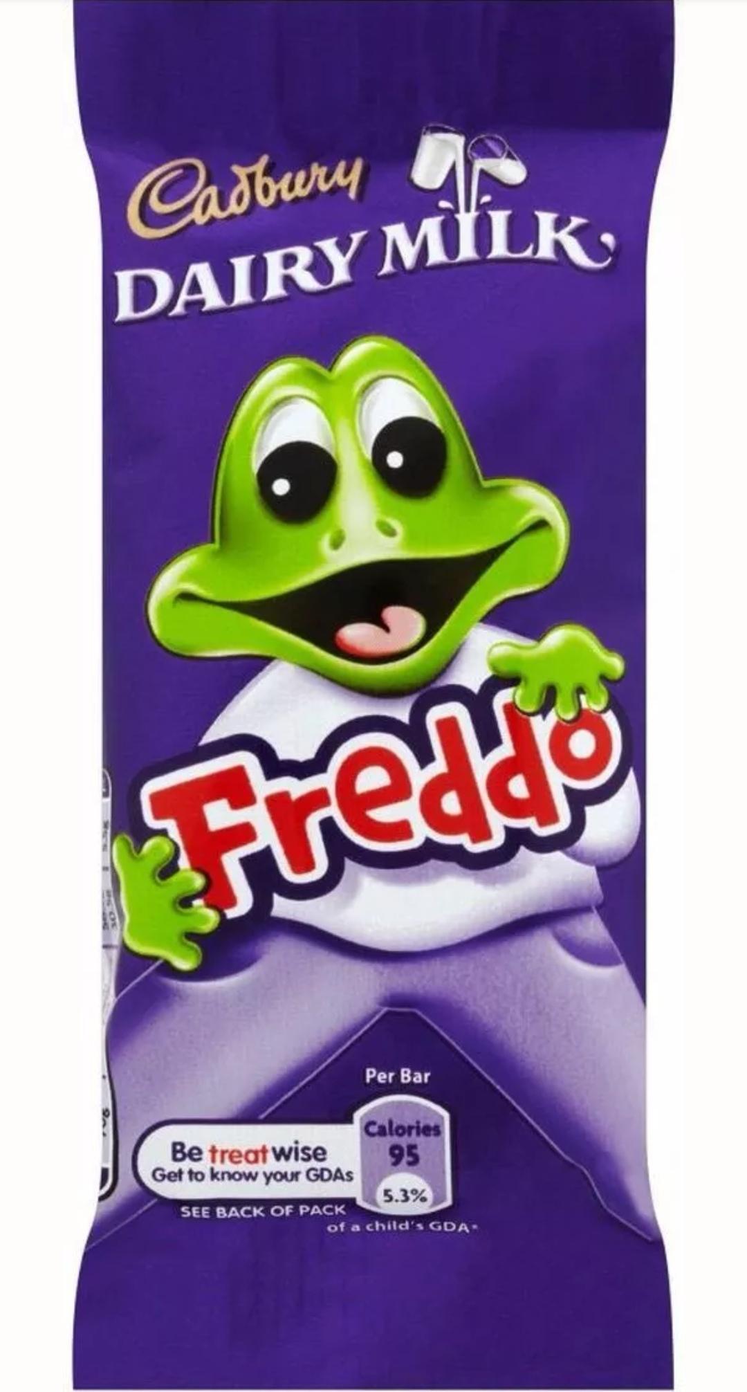 Cadbury Freddo bars 10p(!) each @ Wilko in-store