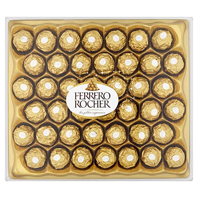 Ferrero Rocher, 42 Pieces £5.99 at Costco Haydock