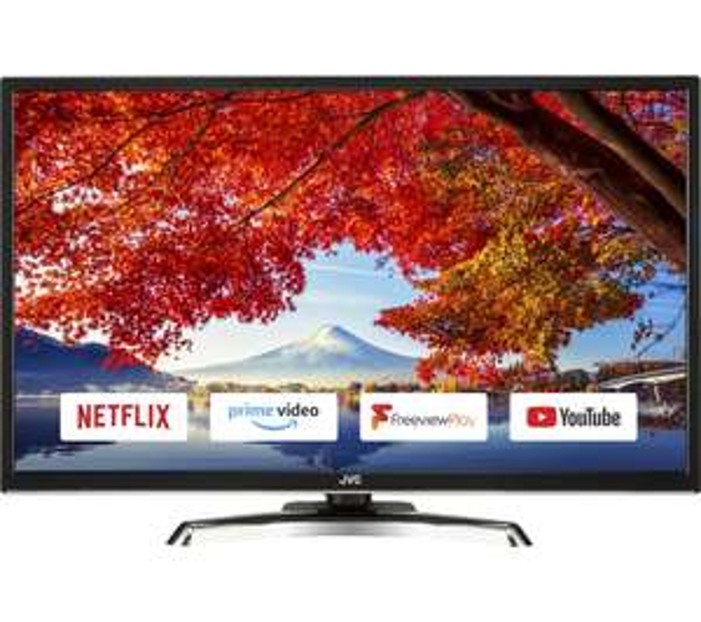 "JVC LT-32C790 32"" Smart LED TV Great Price £199 @ Currys"