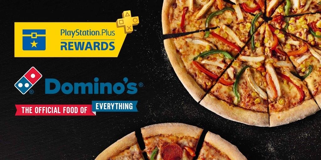 Sunday's Any Pizza Any Size £10.99 @ Domino's (PS+ Rewards)