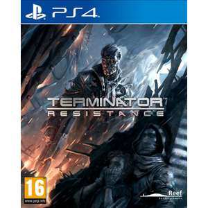 Terminator : Resistance (PS4/XBOX1) Pre-Order £39.95 @ The game collection