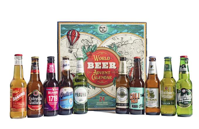 Costco – World Beer Advent Calendar £29.99