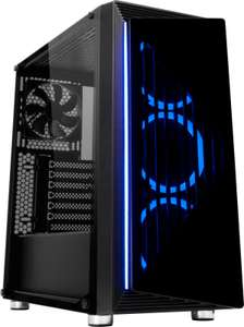 PC self-buid with parts listed e.g RE75 ATX Tower Case £29.99 @ Ebuyer