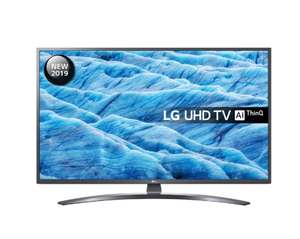 LG 55UM7400PLB55 Inch 4K Active HDR UHD TV With Advanced Colour Enhancer £449 @ Very + 20% back with Buy Now Pay Later code